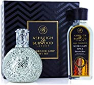 Ashleigh & Burwood PFL705E Twinkle Star and Moroccan Spice Fragrance Lamp Gift Set, S