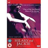 Hilary and Jackie [Import anglais]