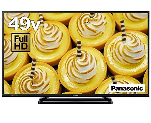 パナソニック 49V型 液晶 テレビ VIERA TH-49D300 フルハイビジョン