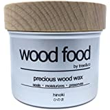 Wood Food Wax - Protection for Cutting Boards, Furniture, Flooring, Toys & Salad Bowls (Hinoki, 200ml /6.75 oz)