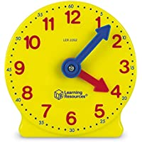 学習時計 ミニ 生徒用 10cm