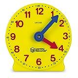 ラーニング リソーシズ(Learning Resources) 学習時計 ミニ 生徒用 10cm LER 2202-1