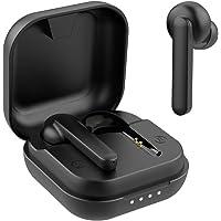 ワイヤレスイヤホン bluetooth5.0 最大40時間音楽再生 瞬時接続 自動ペアリング Hi-FiIPX7防水 両…