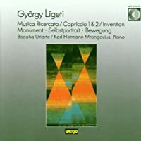 Ligeti:Musica Ricercata
