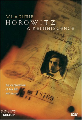 Horowitz: A Reminiscence [DVD] [Import]