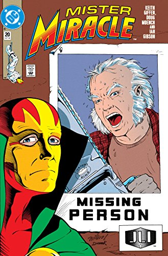 Download Mister Miracle (1989-1991) #20 (English Edition) B01LYZ0M0X