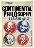 Introducing Continental Philosophy: A Graphic Guide by Christopher Kul-Want(2013-03-19)