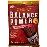 バランスパワー ココア味(チョコチップ入り) 6袋(12本)