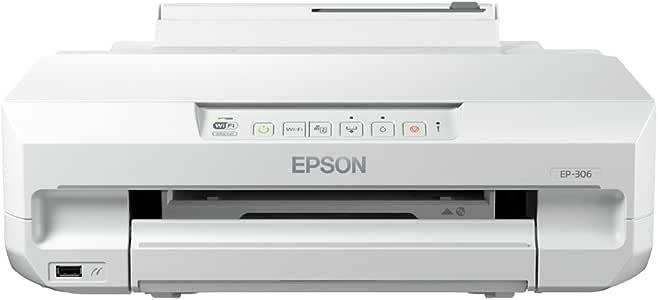 エプソン プリンター A4 インクジェット カラリオ EP-306
