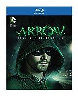 Arrow: Seasons 1-3 [Blu-ray]