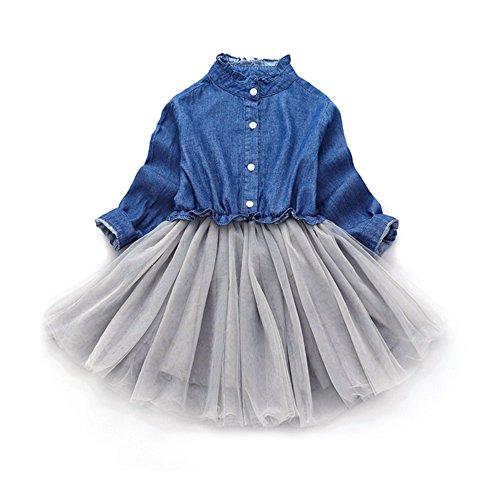 「Bidear」子供ドレス 女の子 フォーマルドレス ワンピ...