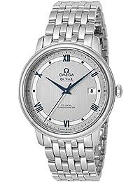 [オメガ]OMEGA 腕時計 De Ville シルバー文字盤 コーアクシャル自動巻 424.10.40.20.02.001 メンズ 【並行輸入品】