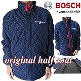 BOSCH(ボッシュ) オリジナルフルジップジャンパー(防寒用長袖ブルゾン) 2017