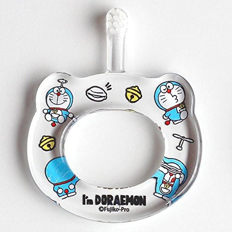 ひねくれたワゴンプリーツHAMICO ベビー歯ブラシ(キャラクター限定商品) ワンサイズ ドラえもん