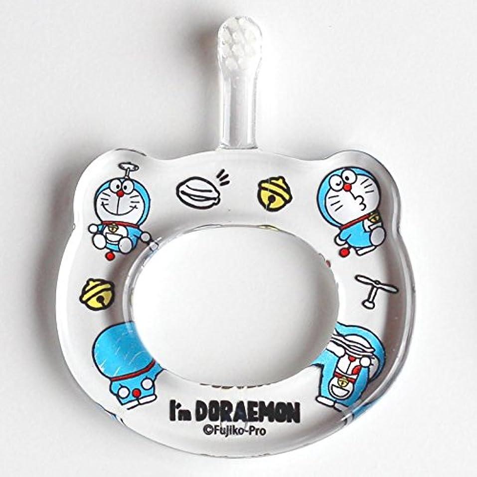 驚かすレーニン主義曲がったHAMICO ベビー歯ブラシ(キャラクター限定商品) ワンサイズ ドラえもん