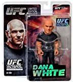 Round 5 UFC Ultimate Collector Series 14 LIMITED EDITION Action Figure Dana White by Ultimate Collector Series 10 [並行輸入品]