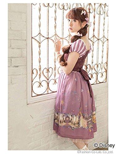 Secret Honey (シークレットハニー) Wind in my hairワンピース(「ラプンツェル あたらしい冒険」ver.)