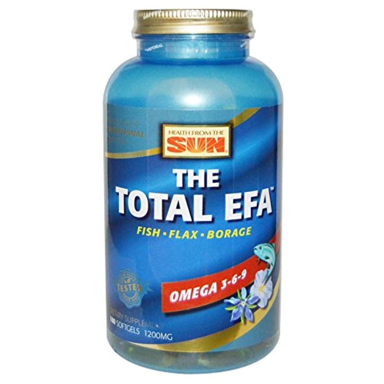 コショウ何故なの航海Total EFA   180 sgels  4個パック