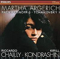 Piano Concerto 3 (+ Tchaikovsky: Piano Concerto 1)