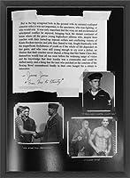 ポスター ブルース ウェーバー VISIONAIRE(ヴィジョネアー) 1940年09 額装品 ウッドベーシックフレーム(ブラック)