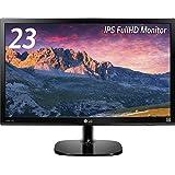 LG 23MP48HQ-P ディスプレイ・モニター 23インチ/IPS(非光沢)/フルHD/HDMI