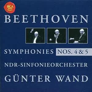 Beethoven:Symphonies Nos 4 & 5