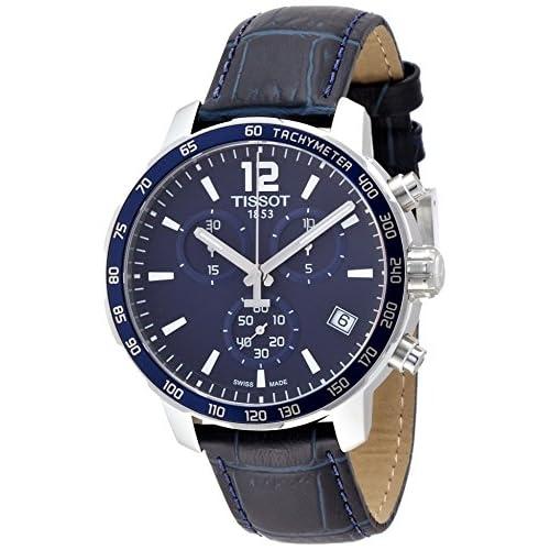 [ティソ]TISSOT 腕時計 Quickstar(クイックスター) T0954171604700 メンズ 【正規輸入品】