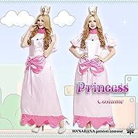 w-0155 : コスプレ ハロウィン プリンセス姫 人気者のブラザーズ コスチューム 衣装 仮装 サンタ セクシー 仮装用 ハロウィーン ハロウイン HALLOWEE
