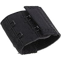 Baoblaze 1Pcs Bra Extender Strap Extension 2 Hooks Supplies Replacement Bra Hooks DIY Women's Lingerie Accessories