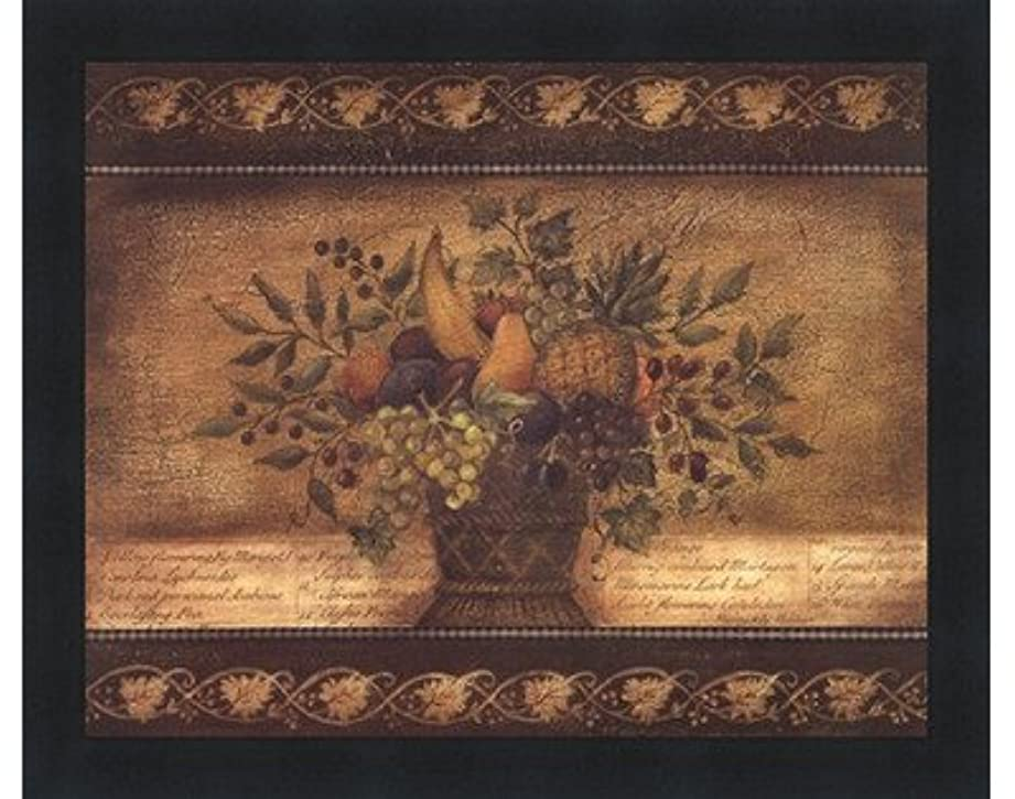Old World Abundance I by Kimberly Poloson – 10 x 8インチ – アートプリントポスター LE_112347-F101-10x8