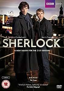 SHERLOCK/シャーロック(BBC) Season:1/シリーズ1 [PAL-UK][Import]