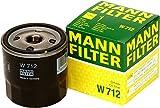 【4個セット】MANN オイルフィルター オイルエレメント (MINI ミニ ローバー/E-XN12A) W712 欧州車 純正フィルターメーカー オリジナルブランド