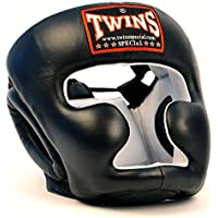 Twins Special Headgear with Cheek protection-hgl3-black