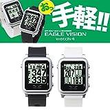 アサヒゴルフ EAGLE VISION GPS watch4 ユニセックス EV-717 ホワイト