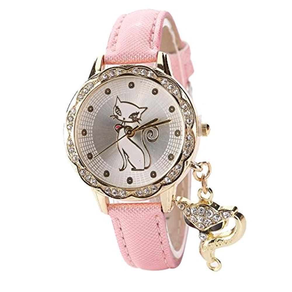 想像力設計マニュアルクリアランス!!!レディースメンズ腕時計、jushyeレディースガールズLuxuryステンレススチールWatchesクリスタルアナログクォーツブレスレット腕時計 マルチカラー