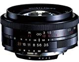 COSINA VoightLander COLOR SKOPAR 20mm F3.5 SL II (ニコンAis) 画像