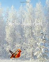Winter Wonderland: Habit Tracker