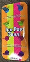 BPA Free Ice Pop Tray Popsicle Mold by Ice Pop Tray