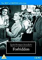 Forbidden [DVD] [Import]