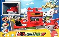 [SET] SUPER WINGS スーパーウイングス 変身ロボット HOUSE PLAY SET ハウス プレー セット (ホギのハウス [Hogi House]) [並行輸入品]