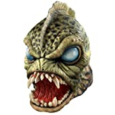 【ハロウィンマスク】Swamp Beast Mask!半漁人!67109