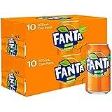 Fanta Orange Soft Drink Multipack Cans 20 x 375mL