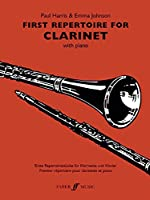 First Repertoire for Clarinet: With Piano (Faber Edition)