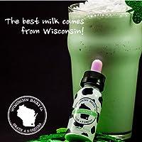 電子タバコ用リキッド Wisconsin Dairy ウィスコンシン・デアリー Shamrock シャムロック 45ml ニコチン0mg