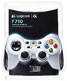 【モンスターハンターフロンティア正式推奨】 LOGICOOL ワイヤレスゲームパッド F710