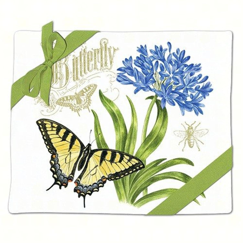 アリスのコテージAgapanthus小麦粉袋タオル、2のセット2 )