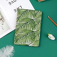 カスタム iPad Pro 11 2018 ケース (2018新モデル) マグネットス吸着式 オートスリープ機能枝に魅力的な葉エキゾチックな設定フラワーアレンジメントジャングルをテーマにした緑