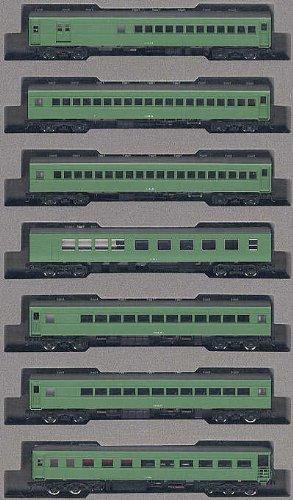 KATO Nゲージ 特急はと青大将 基本 7両 10-234 鉄道模型 客車