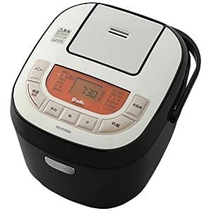 アイリスオーヤマ 炊飯器 マイコン式 1升 銘柄炊き分け機能付き RC-MB10-B