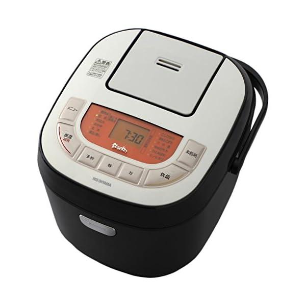 アイリスオーヤマ 炊飯器 マイコン式 1升 銘柄...の商品画像